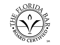 Florida Bar - Board Certified Attorney