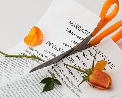 Family law -Derecho de familia