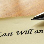 Last will - probate